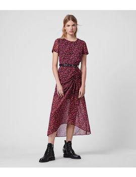 Ariya Cheri Blossom Dress by Allsaints