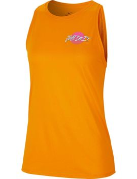 Women's Nike Dri Fit Sun Tomboy Tank by Nike