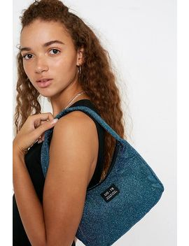 Uo Nylon Glitter Shoulder Bag by Urban Outfitters