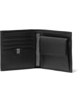 Full Grain Leather Billfold Wallet And Cardholder Gift Set by Polo Ralph Lauren