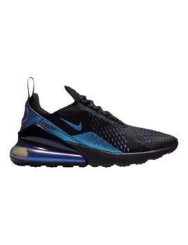 Nike Men's Air Max 270 Shoes   Black/Purple by Sport Chek