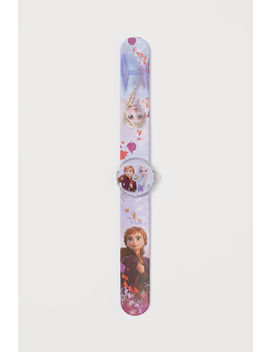 Decorated Snap On Bracelet by H&M