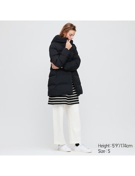 Women Seamless Down Short Coat (61) by Uniqlo