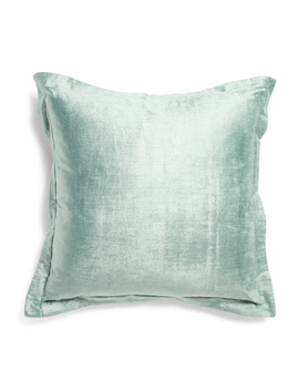 22x22 Luxury Velvet Pillow by Tj Maxx