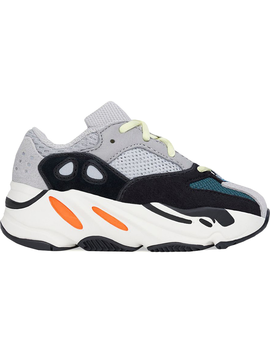 Adidas Yeezy Boost 700 Wave Runner Solid Grey (Infants) by Stock X