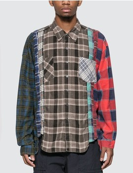 7 Cuts Shirt by Needles