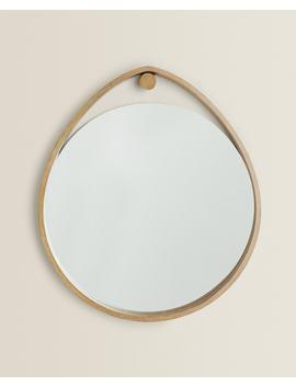 Specchio In Legno  Specchi   Camera by Zara Home