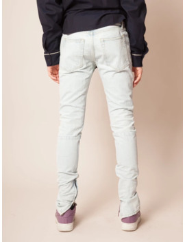 5th Light Washed Denim Jeans by Fear Of God  ×