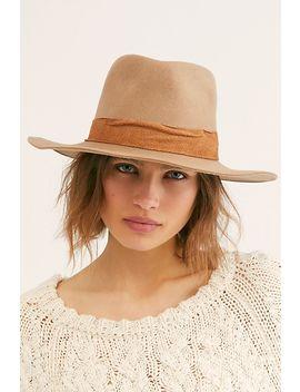 Blake Wide Brim Felt Hat by Wyeth