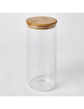 Large Glass Canister by Target