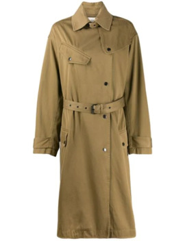 Tipo Trench Coat by Isabel Marant Étoile