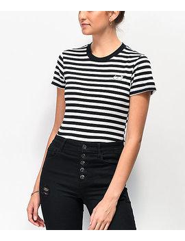 Ripndip Castanza Black &Amp; White T Shirt by Ripndip