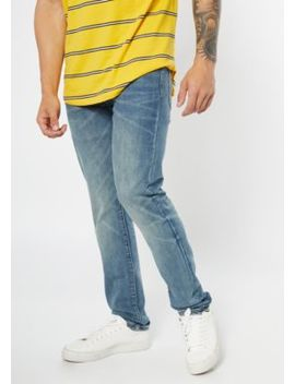 Ultra Flex Medium Wash Super Skinny Jeans by Rue21