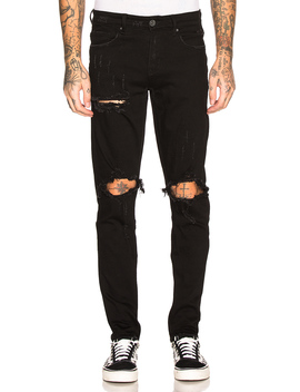 Pacific Ripped Jean by Crysp Denim