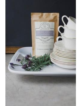 Pacific Coast Lavender & Chamomile Handcrafted Tea   Organic    Northwest Grown Herbs   Loose Leaf Tea by Etsy