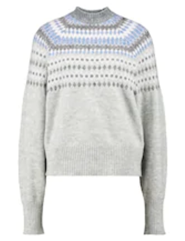 Yasice   Jumper   Light Grey by Yas Tall