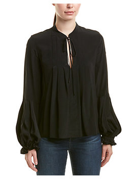 Alexis Silk Blouse by Alexis