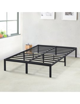Black Yetter Bed Frame by Latitude Run