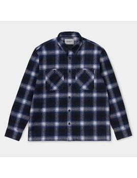 Halleck Long Sleeves Shirt   Men's by Carhartt Work In Progress