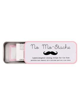 No Mo Stache Portable Lip Wax Strip Kit, 24 Strips by No Mo Stache