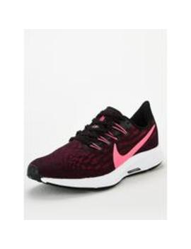 Air Zoom Pegasus 36   Black/Pink by Nike