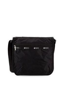 Logo Crossbody Bag by Le Sportsac