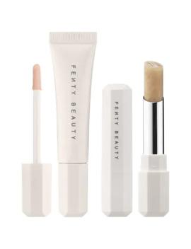 Pro Kiss'r Duo: Scrubstick + Lip Balm Set by Fenty Beauty By Rihanna