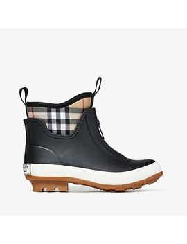 Flinton Boot (Toddler/Little Kid) by Burberry Kids