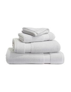 Hydraspa Bamboo Cotton Combo Bath Sheet by Glucksteinhome