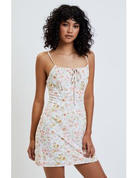 Charlie Holiday Saint Mini Slip Dress by Pacsun