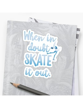 Figure Skating Sticker by Maxb694