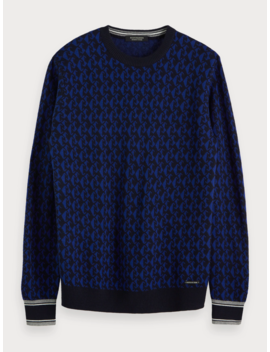 Patterned Sweater by Scotch&Soda