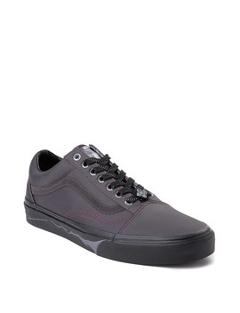 Vans X Harry Potter Old Skool Deathly Hallows Skate Shoe   Black by Vans