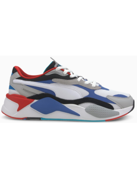 Puma Rs X3 Puzzle Puma White by Stock X