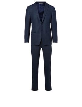 Modern Fit Wool Two Piece Suit In Chevron by Holt Renfrew