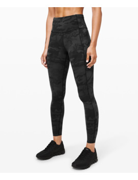 """Fast And Free Tight Ii 25"""" Non Reflective Nulux New Nulux™ by Lululemon"""