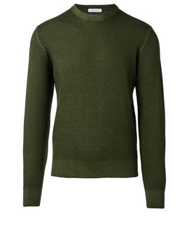 Wool Long Sleeve Sweater by Holt Renfrew