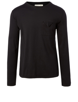 Cotton Triangle Long Sleeve T Shirt by Holt Renfrew