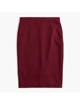 No. 2 Pencil® Skirt In Four Season Stretch by No. 2 Pencil