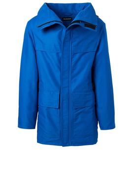 Incognito Cotton Blend Coat by Holt Renfrew
