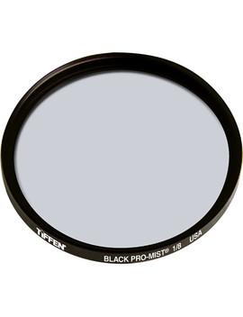 Tiffen 52mm Black Pro Mist 1/8 Filter by Tiffen