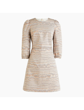 A Line Party Dress In Ratti® Irredescent Waves by A Line Party Dress In Ratti