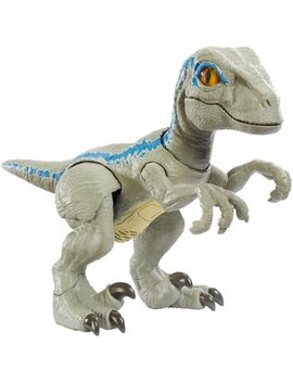 Jurassic World Primal Pal Blue Dinosaur With Movie Inspired Sounds by Jurassic World
