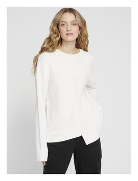 Sparrow Crewneck Pullover by Alice And Olivia