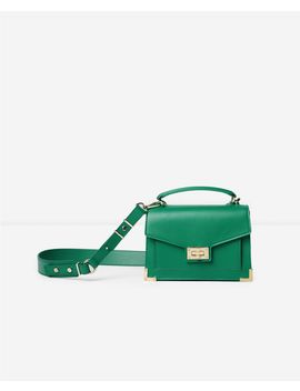 Iconic Emily Bag Mini Version Jade Green by The Kooples