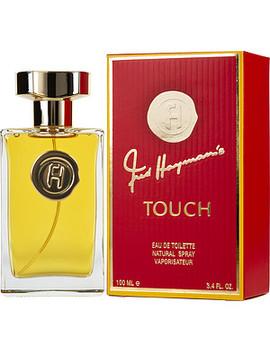 Touch   Eau De Toilette Spray 3.4 Oz by Fred Hayman