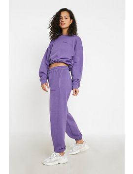 Iets Frans... Purple Jogger Pant by Iets Frans...