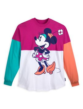 Minnie Mouse Walt Disney World Spirit Jersey For Adults | Shop Disney by Disney