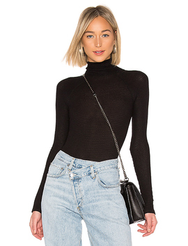 All You Want Bodysuit In Black by Free People