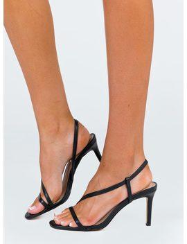 Billini Jerez Heels Black by Billini
